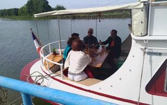 Historique des bateau de transport fluvial